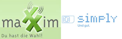 Simply-und-maxxim-data in Simply / Maxxim - Data